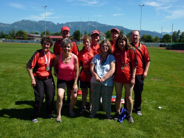 Special Olympics Balgach 2017